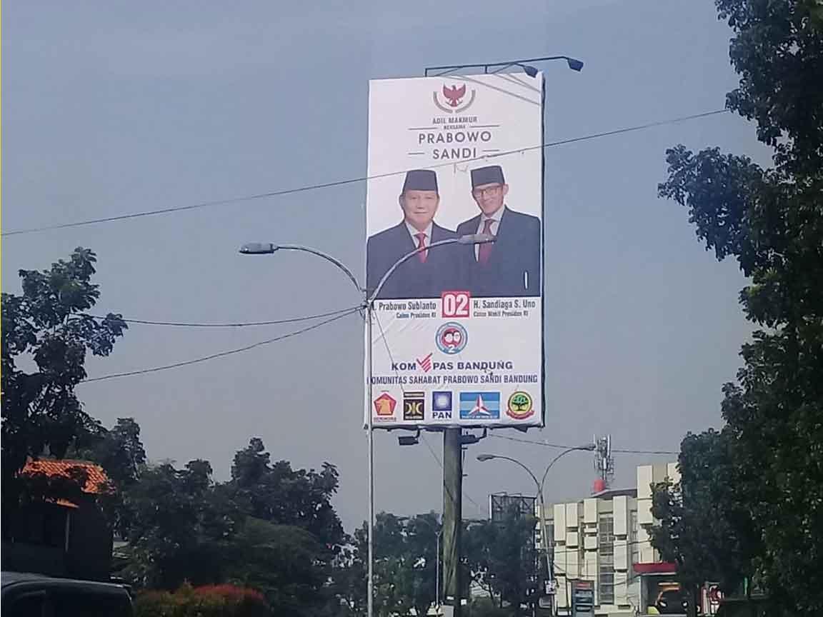 billboard-presiden-no2
