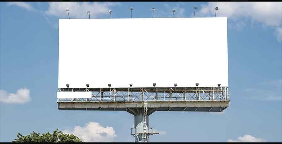 Harga pasang iklan di Billboard